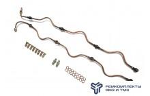 Ремкомплект дренажных трубок на двигатель ЯМЗ-238,7511(общий ГБЦ)
