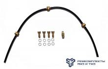 Ремкомплект дренажных трбок на 1 ГБЦ ЯМЗ-6582 (Италия)