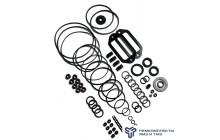 Ремкомплект РТИ на двигатель ЯМЗ 7511 (без прокладки ГБЦ,гильзы,поддона)