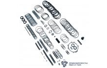 Ремкомплект прокладок и РТИ на двигатель ЯМЗ 8401 (52 позиции)