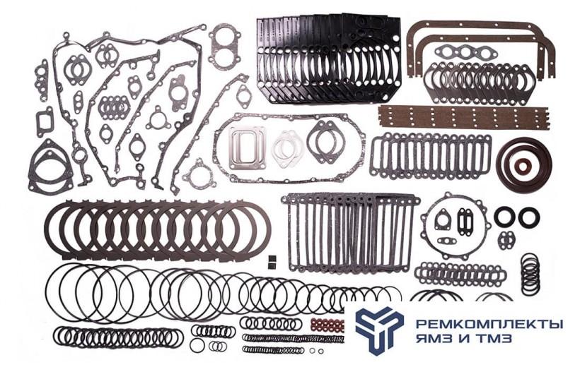 Ремкомплект для ремонта двигателя ЯМЗ-8401 (ГБЦ РТИ)
