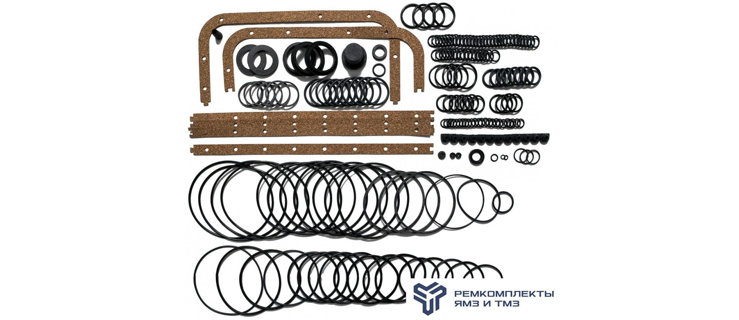 Ремкомплект РТИ на двигатель ЯМЗ-850 (без ГБЦ и гильзы)