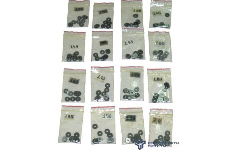 Комплект шайб для регулировки 51 форсунки (160 шт.)