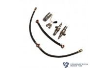 Ремкомплект электрофакельного устройства (свечи, клапан, трубки, крепеж)