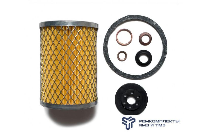 Ремкомплект фильтра тонкой очистки топлива (+элемент, 114 уплотнение.)