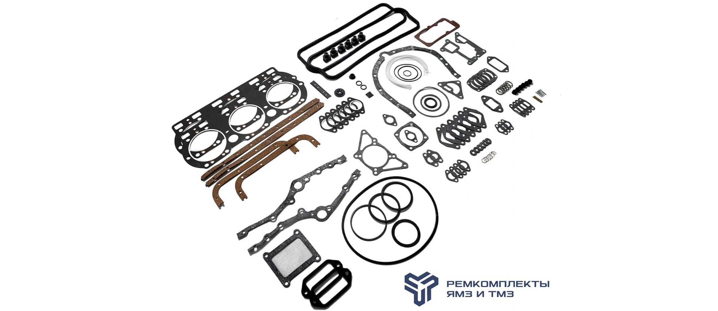Ремкомплект для ремонта двигателя ЯМЗ-236 М2
