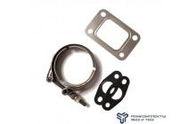 Ремкомплект крепления турбокомпрессора ЯМЗ-534(прокладки,хомуты)