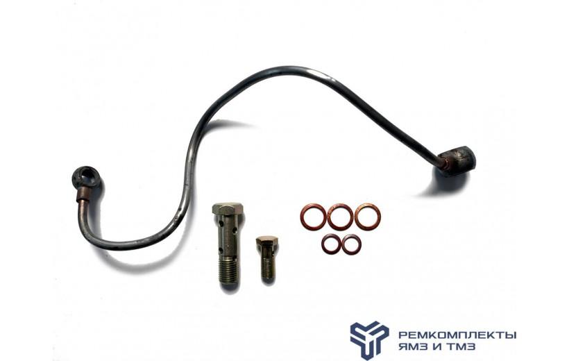 Ремкомплект трубопровода подвода масла к ТНВД 135,604,607