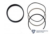 Ремкомплект уплотнительных колец на 1 гильзу (силикон +150)