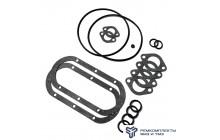Ремкомплект теплообменника 238Б (кольцо 180-190 резина)