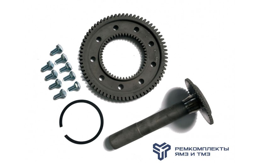 Ремкомплект плавающего привода ТНВД двигатель 7511.10(шестерня122,Пполумуфта)