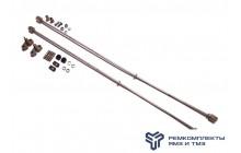 Комплект из 2-х трубок высокого давления,прямые, индивидуальная ГБЦ(+крепеж,РТИ)