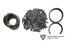 Комплект роликовых подшипников КПП-238 А,Б (285,286,121)