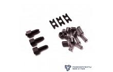 Ремкомплект малой обоймы синхронизатора КПП-238А (стакан,пружина,болт)