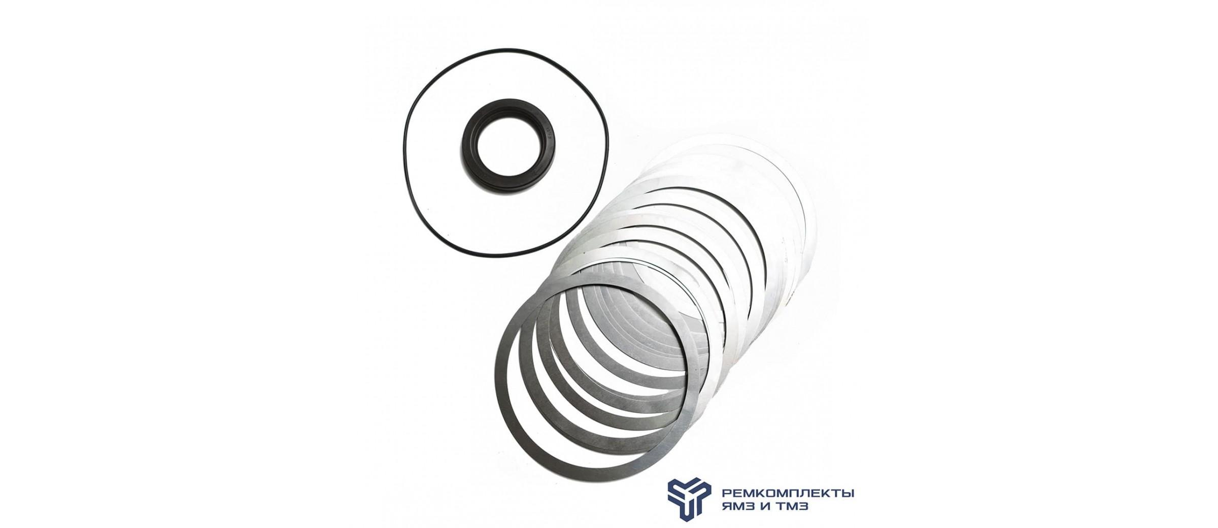Ремкомплект крышки первичного вала КПП-239 (регулировочная прокладка.3,8)