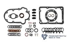 Ремкомплект ТНВД 337-40 (РТИ,паронит,медь,прокладка,резьбовая вставка)