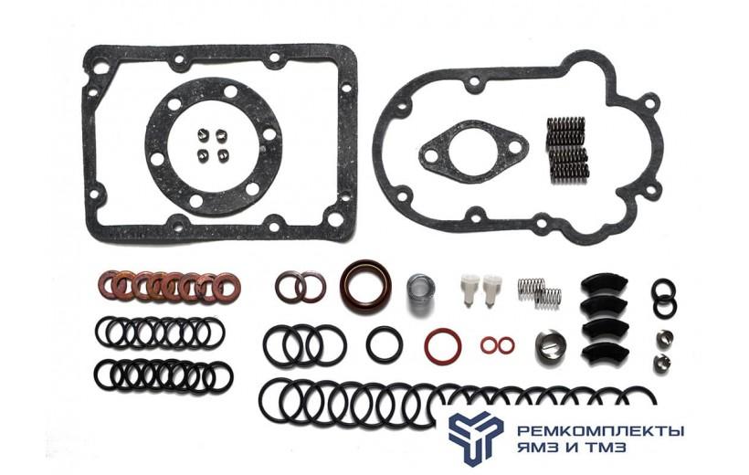 Ремкомплект ТНВД 337-40 (РТИ,паронит,медь,прокладка,резьбовая вставка,пружина.)