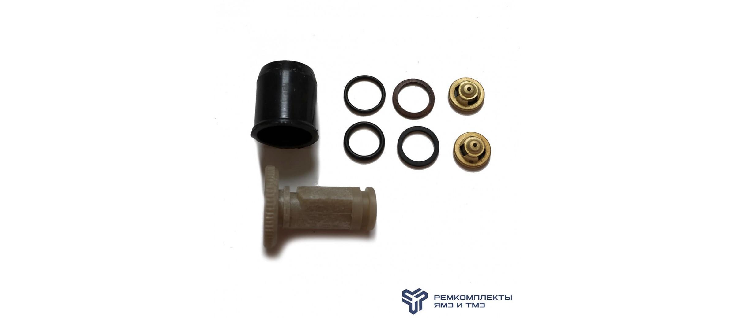 Ремкомплект НППТ 37.1141010 (РТИ,медь,клапан,поршень)