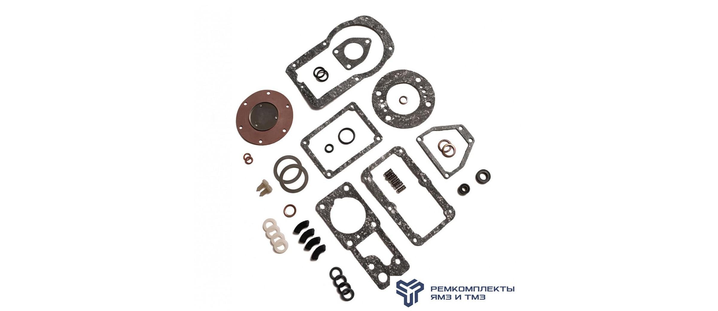 Ремкомплект ТНВД 4УТНИ(М) - Т (РТИ, паронит,медь,пластик)