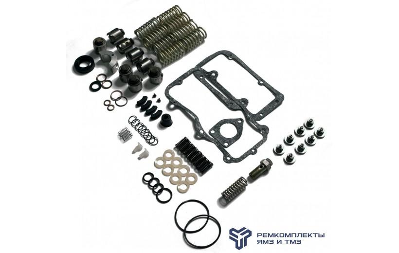 Ремкомплект ТНВД (толкатель, пружина,опора,клапан перепускной, нагнетательный) полный