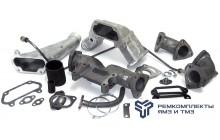 Комплект запасных частей для замены турбокомпрессора 238НБ на 12, 122 (без коллектора)