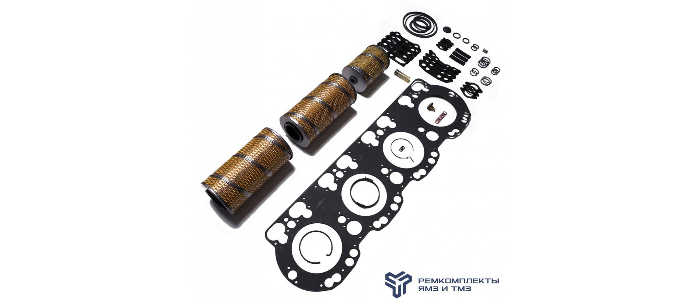 Комплект ЗИП на новый агрегат ЯМЗ-7511, 238ДЕ2