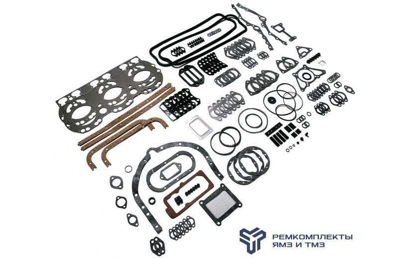 Ремкоплект для ремонта двигателя ЯМЗ-236 НЕ,БЕ (блочная ГБЦ)
