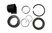Ремкомплект муфты выключения сцепления184 (кольца,шайба,втулка,подшипник)