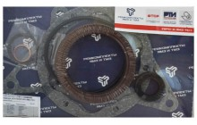 Р/емкомплект привода вентилятора ЯМЗ-7511 (РТИ,прокладки)