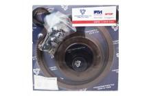 Комплект манжет  ЯМЗ-236НЕ привода ТНВД,гидромуфта ФТОР(С 2007г)