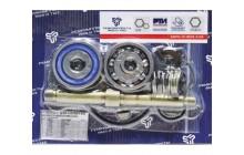 Ремкомплект водяного насоса ЯМЗ-238АК (вал+подшипник)