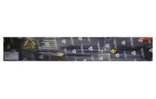 Ремкомплект дренажных трубок на 1 ГБЦ ЯМЗ-6562 (Италия)