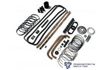 Ремкомплект РТИ на двигатель ЯМЗ-238 ПМ,ФМ,Б,Д (+Г/П, без ТНВД)