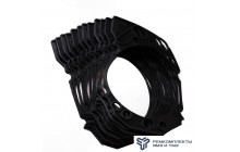 Комплект прокладок головки блока цилиндров (раздельный) резина