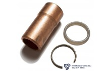 Ремкомплект стакана форсунки ЯМЗ-240 (раздельный ГБЦ)
