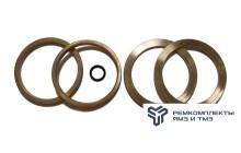 Ремкомплект упорного подшипника коленчатого вала ЯМЗ-240 (кольца)