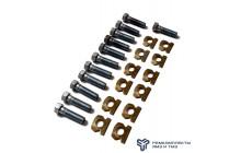 Ремкомплект крепления обода зубчатого двигателя ЯМЗ-240