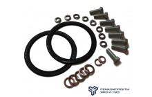 Ремкомплект фильтра грубой очистки топлива 240-1105510 (РТИ, медь, болты)