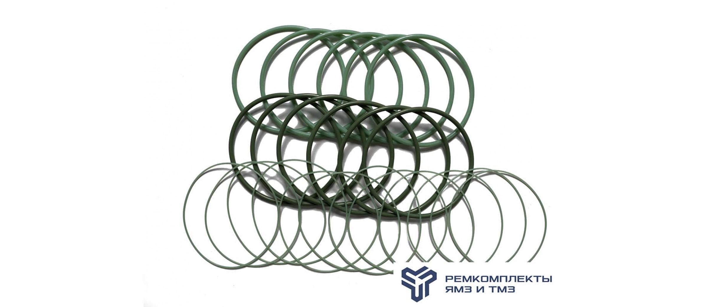 Комплект уплотнительных колец гильзы (6 гильз)