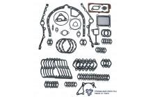 Комплект прокладок двигателя.ЯМЗ-6561.10 (раздельная ГБЦ) полный