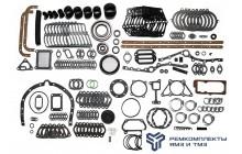 Ремкомплект для ремонта двигателя ЯМЗ-6581, 6583 (раздельная ГБЦ)