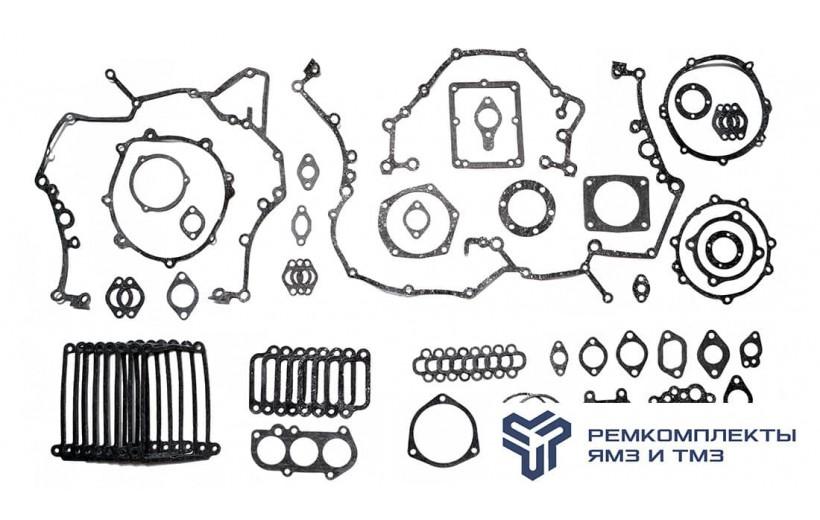 Комплект прокладок на двигатель ТМЗ 8421-8486 (паронит)