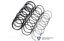 Комплект уплотнительных колец гильзы (8 гильз)