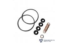 Ремкомплект фильтра тонкой очистки топлива 840.1117010 (паронит,РТИ,медь)