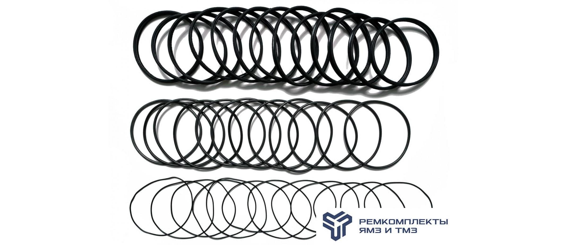 Комплект уплотнительных колец гильз (полный)