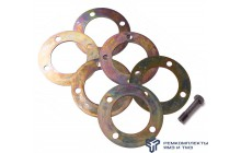 Ремкомплект плавающего привода ТНВД (пластины,болт)