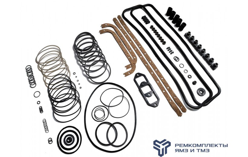 Ремкомплект РТИ на двигатель ЯМЗ-238 (+Г/П,ТНВД)
