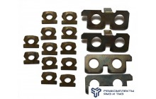 Ремкомплект маховика двигателя ЯМЗ (пластины,шайбы)