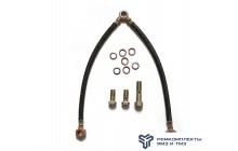 Ремкомплект трубки отводящей двигателя ЯМЗ-7601 (индивидуальная ГБЦ)