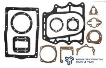 Комплект прокладок на КПП-238 А,Б.(паронит,картон) средний
